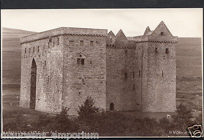 Scotland Postcard - Hermitage Castle From The South    RS1529