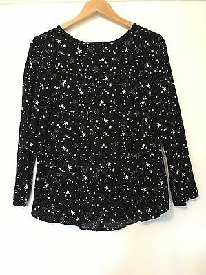 H & M Mama Maternity Top size S