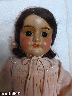 Rare and beautiful antique French doll, all original