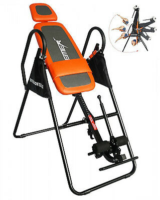 Emer Adjustable Fitness Exercise Equipment Foldable Therapy Inversion Fitness UK