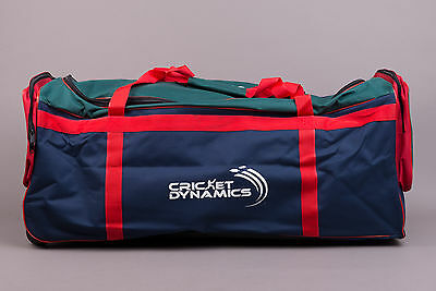 Cricket Dynamics Adult Kitbag With Trolley