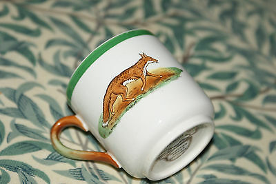 COPELAND SPODE COFFEE CAN MUG HUNTING MEMORABILI The Huntsman