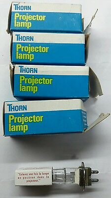 4 x Thorn a1/235 projector lamp 24v/250w