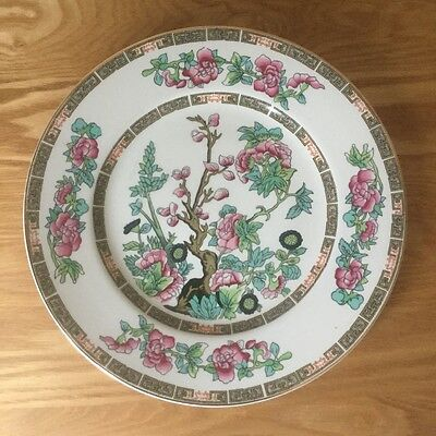 Maddock indian tree plate