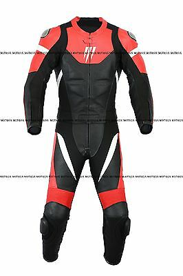 Top Quality Motorbike Motorcycle Leather racing 2 piece Suit tailor made
