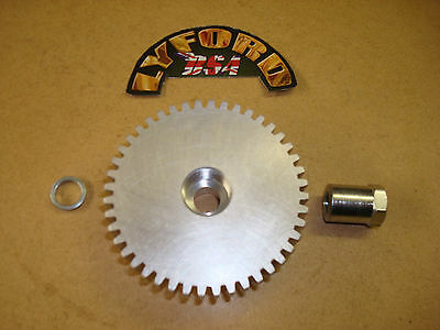BSA A7, A10, RGS  BILLET ALLOY MANUAL MAG TIMING PINION etc **GREATLY REDUCED**