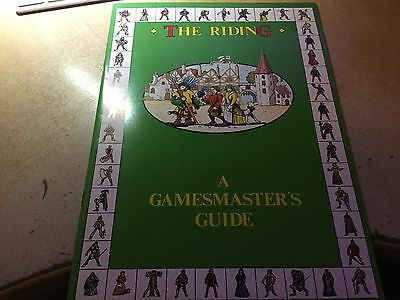 WARHAMMER the Riding a gamemasters guide BOOK only see scan