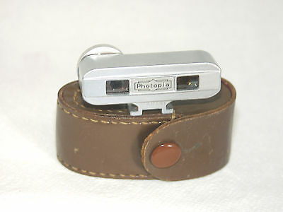 Photopia Photographic Rangefinder with Imperial Measurements - Cased