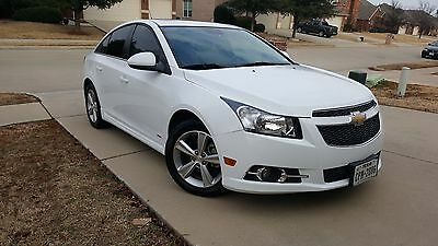 2013 Chevrolet Cruze RS 2013 Chevy Cruze LT with rare RS package