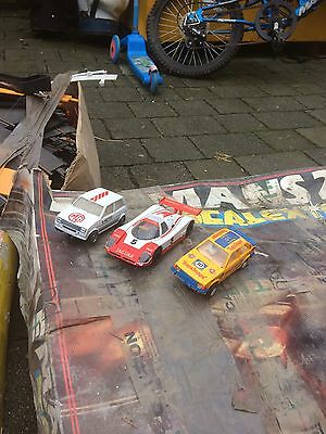 scalextric, Vintage, Old