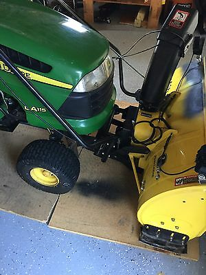 Snowblower John Deere Tractor Mount