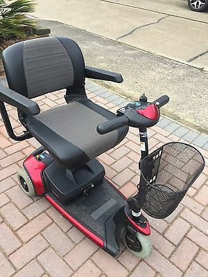 go go elite traveller Mobility Scooter Foldable Light Weight
