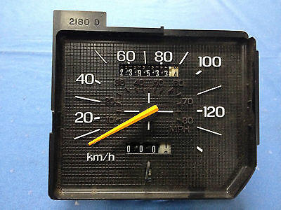 FORD BRONCO - F100 - F350 1980-1986 Speedo Metric Bias with trip meter