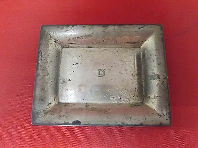 RARE Tiffany & Co. Sterling Silver Change Tray