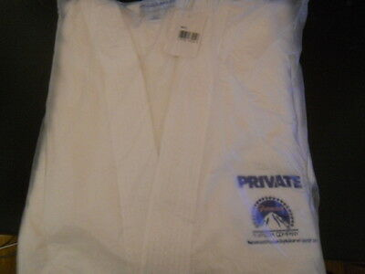 Howard Stern - Private Parts White Terry Cloth Robe
