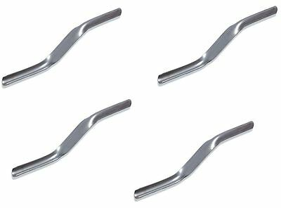 "4 Pack Masonry Brick Jointer 1/2"" x 5/8"" Hand Tool NEW"