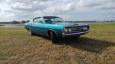 1968 Ford Torino GT Fastback 1968 Torino GT Fastback Numbers Matching No Reserve