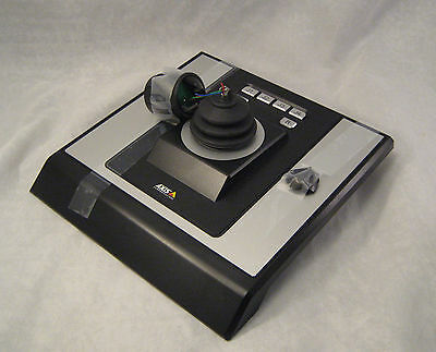 Axis Communications T8311 Video Surveillance Joystick ~ For Parts Or Repair