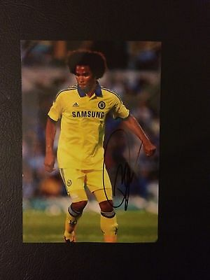 Izzy Brown Chelsea & Huddersfield Town 6x4 Hand Signed photo