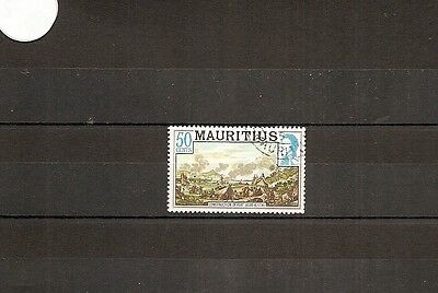 Mauritius 1978 SG534 1v NH/Used Construction of Port Louis c1735