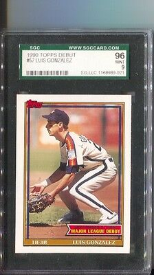Qty Disc 20/%-35/% Barry Bonds Various Professionally Graded Cards Pop-Up List