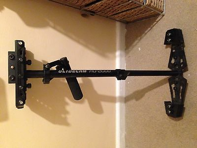 Glidecam HD2000 with Manfrotto Quick Release Plate