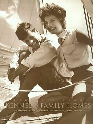 Sotheby's Sale 8068 Kennedy Family Estate LARGE Auction Catalog 2005