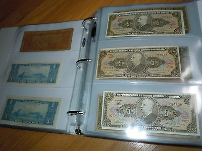 346 PAPER MONEY/ NOTES (SORTED) FROM AROUND THE WORLD Nice Starter Collection