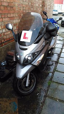 ***2009 Piaggio Xevo 125cc Scooter Spares or Repair. 99p No Reserve!***