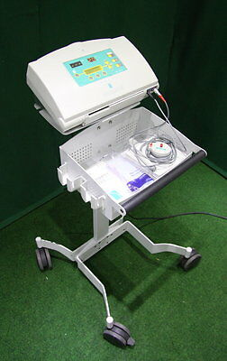 Huntleigh Diagnostics Baby Dopplex BD300 Fetal US FECG TOCO Leads Belts on Stand