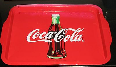 Vintage COCA COLA Rectangle Metal / Tin Tray