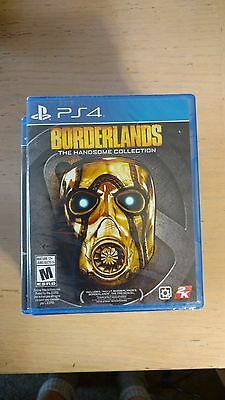 Borderlands: The Handsome Collection (Sony PlayStation 4, 2015) PS4 Brand New