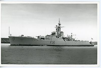 Royal Navy, Original Photo, HMS Whitby, Frigate F36,  Wright & Logan, 1967