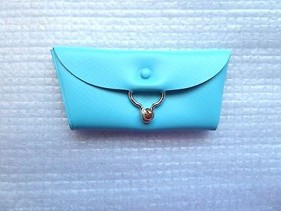 Vintage Barbie Blue Turquoise Purse From 1960's
