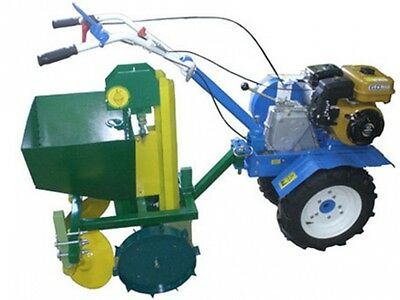 Potato planter KSM-1 for motor cultivator motor-block, without two-wheel tractor