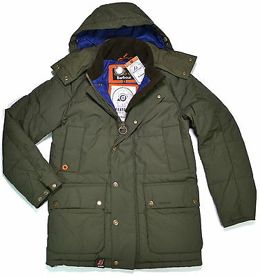 BARBOUR SPORTING Hoola Quilted Jacket