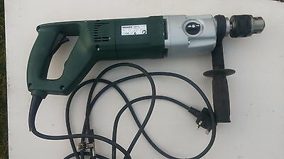 Metabo BDE 1100 drill/ core drill.  Mixing plaster/paint