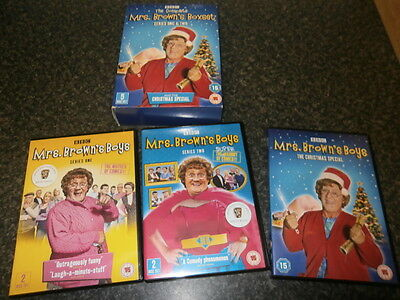 Mrs Browns Boxset The Complete Seasons 1 & 2 & Christmas Special
