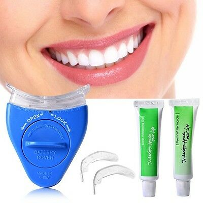 Kit Blanchiment des Dents Blanchisseur Dentaire Blanche Gel Oral