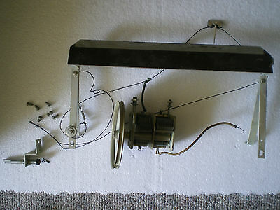 Vintage 1945 Marconi Radio Tuner Parts from model 217B