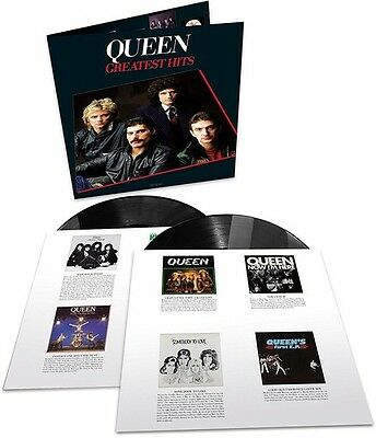 Queen - Greatest Hits [New Vinyl] Rmst, Hong Kong - Import