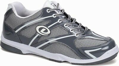 Dexter Max Grey/White Mens Right Hand Bowling Shoes NEW