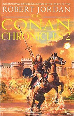 Conan Chronicles 2 by Jordan, Robert Paperback Book The Cheap Fast Free Post