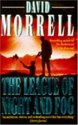 League of Night and Fog by Morrell, David Paperback Book The Cheap Fast Free