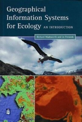 GIS for Ecology: An Introduction by Treweek, Chris Paperback Book The Cheap Fast