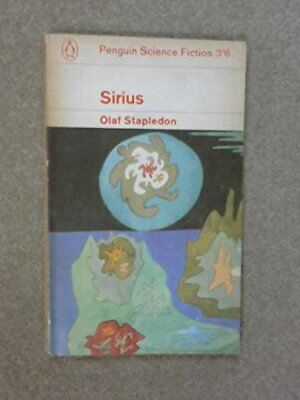 Sirius (Science fiction), Stapledon, Olaf Paperback Book The Cheap Fast Free