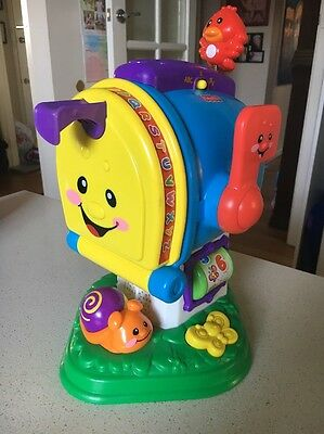 Fisher Price Letterbox
