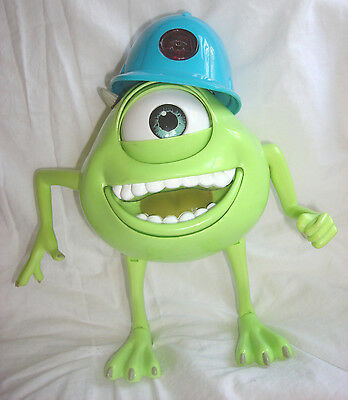 Thinkwaytoys MONSTERS INC MIKE Talking Scare Training Buddies Interactive Doll