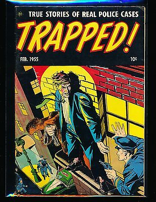 Trapped # 3 VG Cond.