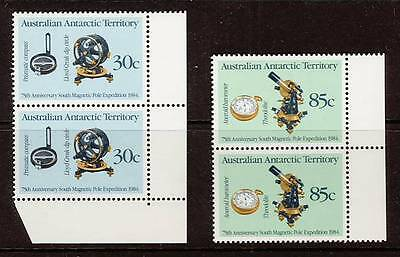 Australian Antarctic Territory 1984 South Magnetic Pole Expedition MNH